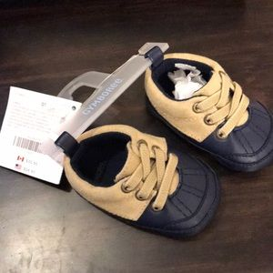 Gymboree baby shoes size 1 NWT